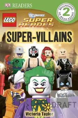 Super-Villains: Lego Dc Universe Super Heroes (Paperback)