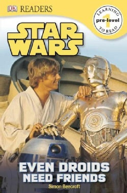 Even Droids Need Friends (Paperback)