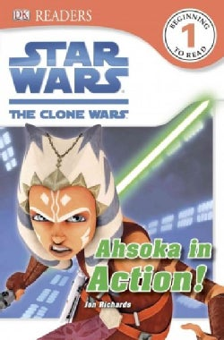 Ahsoka in Action! (Hardcover)