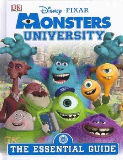 Monsters University: The Essential Guide (Hardcover)