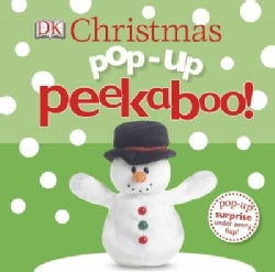 Christmas Pop-Up Peekaboo! (Board book)