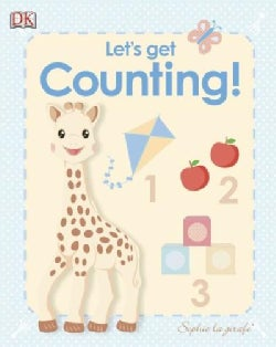 Let's Get Counting! (Board book)