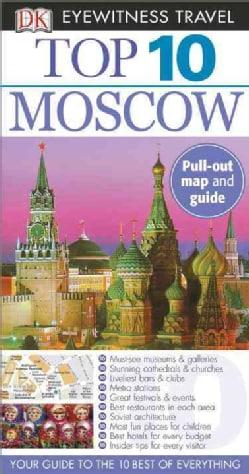 Dk Eyewitness Top 10 Moscow