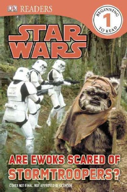 Are Ewoks Scared of Stormtroopers? (Paperback)