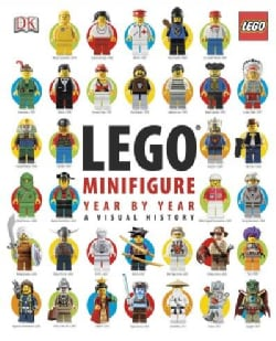 Lego Minifigure Year by Year: A Visual History (Hardcover)