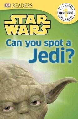 Can You Spot a Jedi? (Paperback)