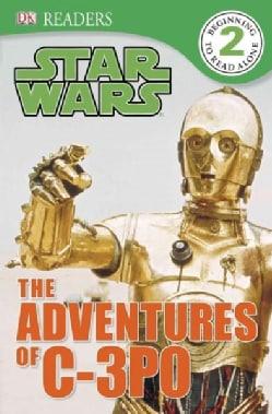 The Adventures of C-3PO (Paperback)