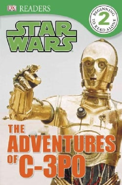 The Adventures of C-3PO (Hardcover)