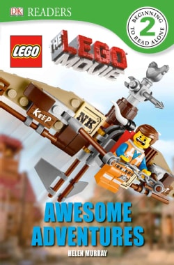 The Lego Movie: Awesome Adventures (Paperback)