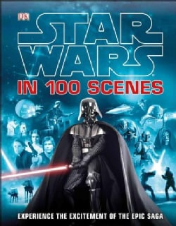 Star Wars in 100 Scenes (Hardcover)