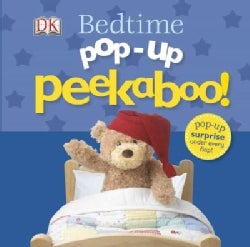 Pop-Up Peekaboo! Bedtime (Board book)