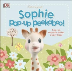 Sophie! Pop-Up Peekaboo! (Board book)
