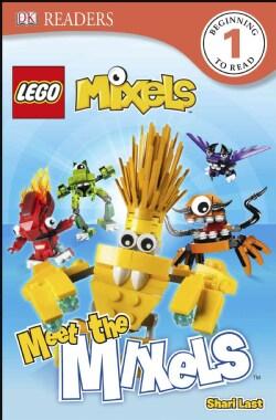 Meet the Mixels (Paperback)