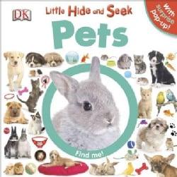 Pets (Board book)