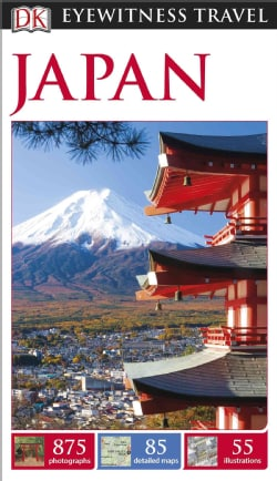 Eyewitness Travel Japan (Paperback)
