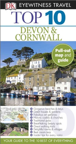 Dk Eyewitness Top 10 Devon and Cornwall
