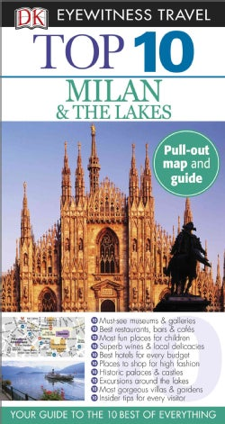 Dk Eyewitness Top 10 Milan & the Lakes