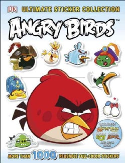 Angry Birds Ultimate Sticker Collection (Paperback)