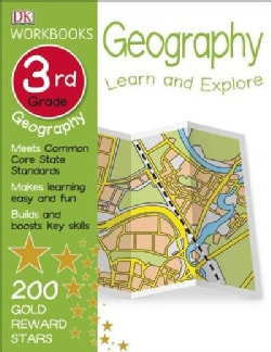 Geography, 3rd Grade (Paperback)