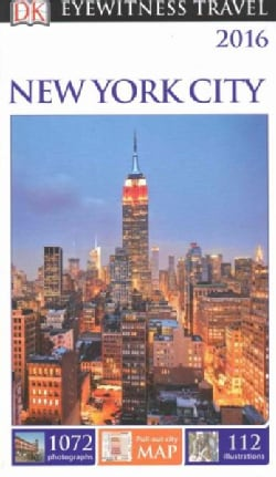 Eyewitness Travel 2016 New York City (Paperback)