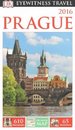 Eyewitness Travel Guide Prague 2016 (Paperback)