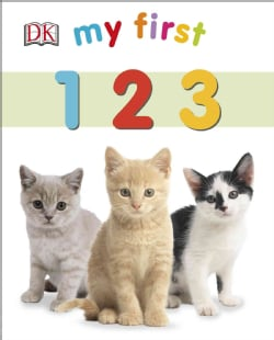 My First 123 (Board book)