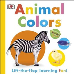 Animal Colors (Board book)