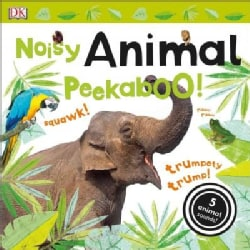 Noisy Animal Peekaboo! (Board book)