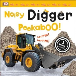 Noisy Digger Peekaboo! (Board book)