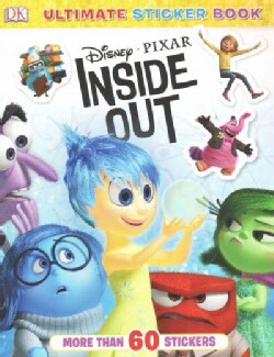 Inside Out Ultimate Sticker Book (Paperback)