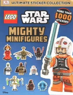 Lego Star Wars: Mighty Minifigures (Paperback)