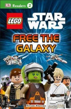 Lego Star Wars: Free the Galaxy (Paperback)