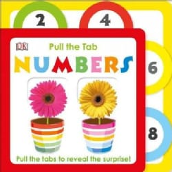 Pull the Tab Numbers (Board book)