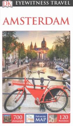 Dk Eyewitness Amsterdam (Paperback)