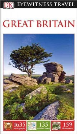 Dk Eyewitness Great Britain (Paperback)
