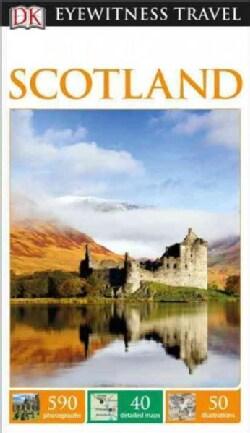 Dk Eyewitness Scotland (Paperback)