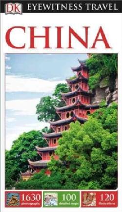 Dk Eyewitness China (Paperback)