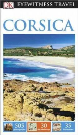 Dk Eyewitness Corsica (Paperback)