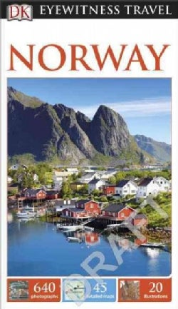 Dk Eyewitness Travel Guide Norway (Paperback)