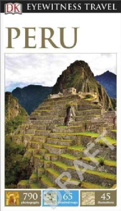 Dk Eyewitness Travel Guide Peru (Paperback)