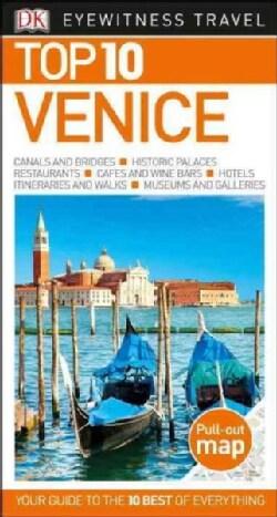 Dk Eyewitness Top 10 Venice (Paperback)