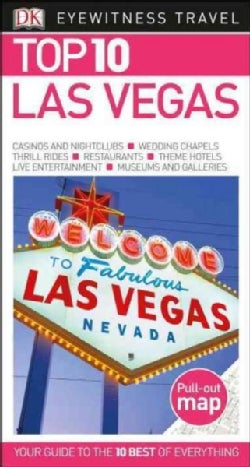 Dk Eyewitness Top 10 Las Vegas (Paperback)