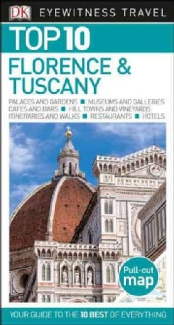 Dk Eyewitness Top 10 Florence and Tuscany (Paperback)