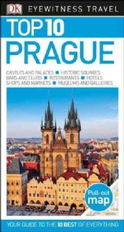 Dk Eyewitness Top 10 Prague (Paperback)