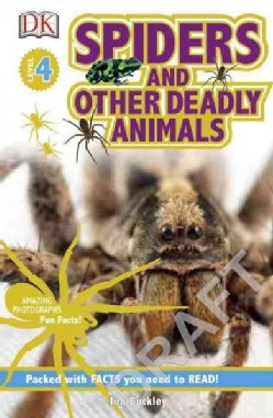 Spiders and Other Deadly Animals (Paperback)