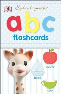 Sophie La Girafe ABC Flashcards (Cards)