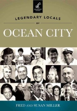 Legendary Locals of Ocean City: New Jersey (Paperback)