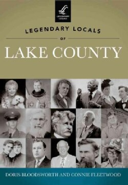 Legendary Locals of Lake County Florida (Paperback)