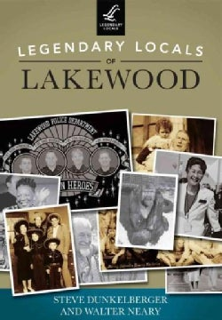 Legendary Locals of Lakewood, Washington (Paperback)