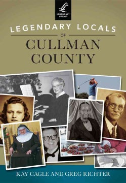 Legendary Locals of Cullman County, Alabama (Paperback)
